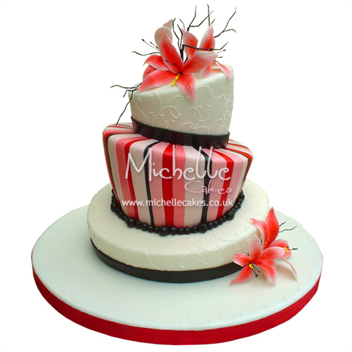 Cake K Design : Wedding Cake Designs Romantic Decoration