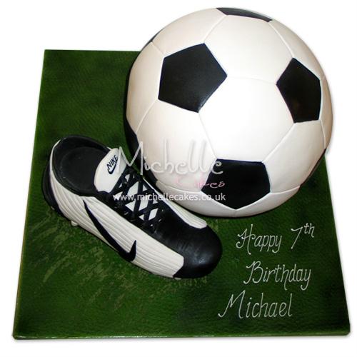 Cake Designs Of Football : Cake Design Portfolio, Wedding Cake, Novelty Cake ...
